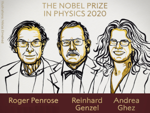2020 Nobel Prize in Physics