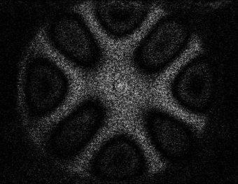 Speckle interferometry_vibrations with DSPI (3.05 kHz vibration)